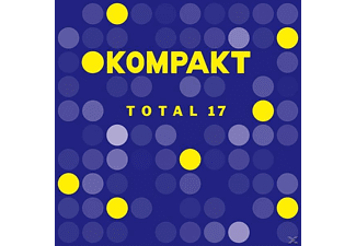 VARIOUS - Total 17 (2CD) - (CD)