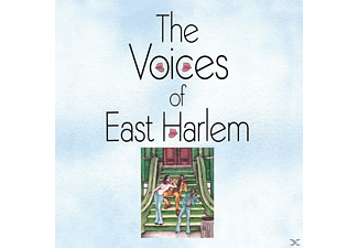 Voices Of East Harlem - The Voices Of East Harlem - (Vinyl)