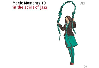 VARIOUS - Magic Moments 10-In The Spirit Of Jazz - (CD)