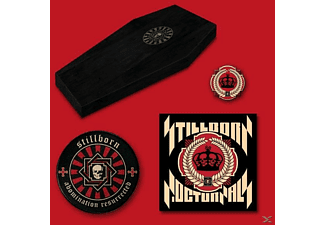 Stillborn - NOCTURNALS (LTD.COFFIN BOX) - (CD + Merchandising)