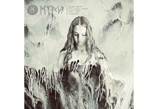 Myrkur - Myrkur (Ltd.Ed.Bone White & Silver Merge LP+MP3) - (LP + Download)
