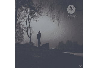 Myrkur - M (Ltd.Edition Deep Purple & Metallic Silver+MP3) - (LP + Download)