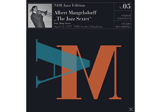 Albert Mangelsdorff - The Jazz-Sextet - (Vinyl)