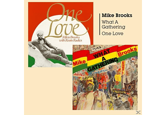 Mike Brooks - What A Gathering/One Love - (CD)