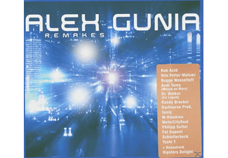 Alex Gunia - Remakes - (CD)