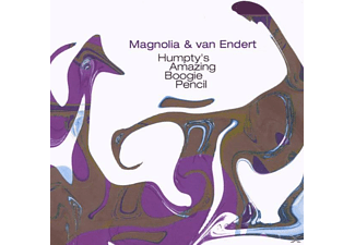 Magnolia - Humpty's Amazing Boogie Pencil - (CD)