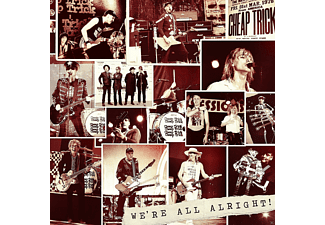 Cheap Trick - We're All Alright! (Vinyl) - (Vinyl)