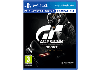 Gran Turismo Sport (Day One Edition) | PlayStation 4
