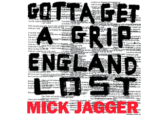 Mick Jagger - Gotta Getta Grip (Ltd. Vinyl) - (Vinyl)