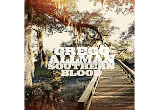 Gregg Allman - Southern Blood - (CD)