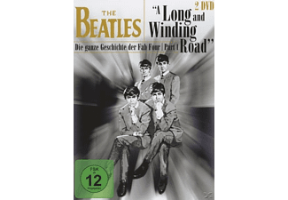 The Beatles - A Long And Winding Road - (DVD)