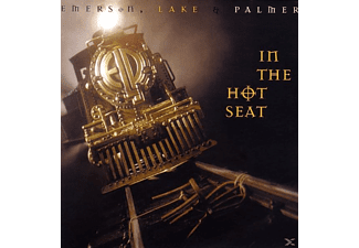 Emerson, Lake & Palmer - In the Hot Seat (Remastered) - (Vinyl)