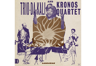 Trio Da Kali, Kronos Quartet - Ladilikan - (CD)