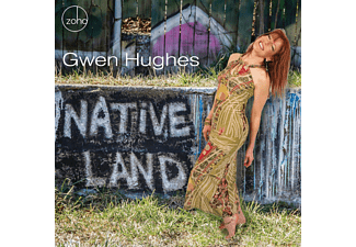 Gwen Hughes - NATIVE LAND - (CD)
