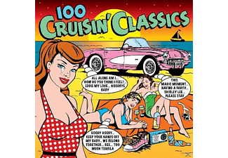 VARIOUS - 100 Cruisin' Classics - (CD)