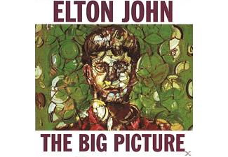 Elton John - The Big Picture (Remaster 2017) - (Vinyl)