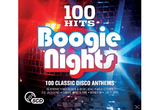 VARIOUS - 100 Hits-Boogie Nights - (CD)