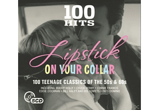 VARIOUS - 100 Hits-Lipstick On Your Collar - (CD)