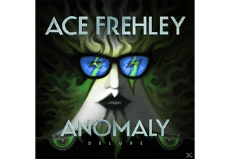 Ace Frehley - Anomaly-Deluxe - (CD)