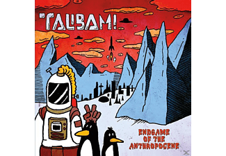 Talibam! - Endgame Of The Anthropocene - (Vinyl)
