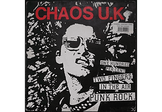 Chaos Uk - 100% Two Fingers In The Air Punk Rock - (Vinyl)