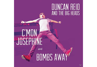 Duncan Reid And The Big Heads - c''mon josephine / bombs away - (Vinyl)