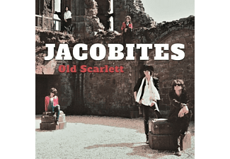 The Jacobites - Old Scarlett - (CD)
