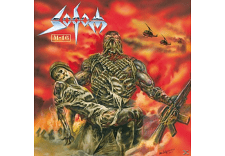 Sodom - M 16 - (LP + Bonus-CD)
