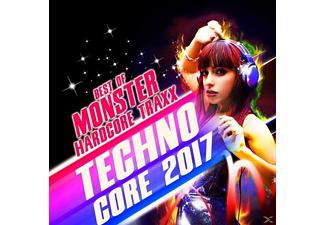 VARIOUS - Techno Core 2017 - (CD)