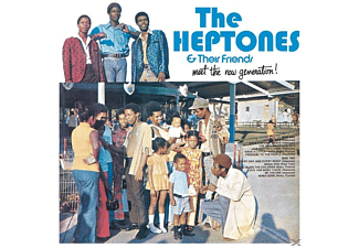 The & Their Friends Heptones - Meet The Now Generation! - (Vinyl)