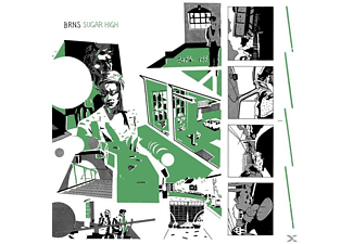 Brns - Sugar High - (CD)
