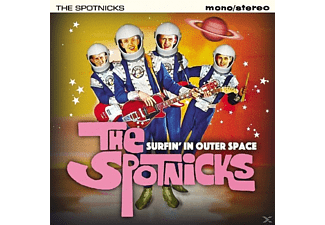 The Spotnicks - Surfin' In Outer Space - (CD)