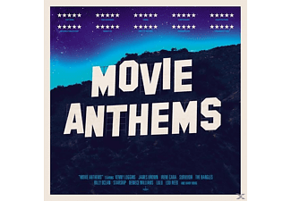 VARIOUS - Movie Anthems - (Vinyl)