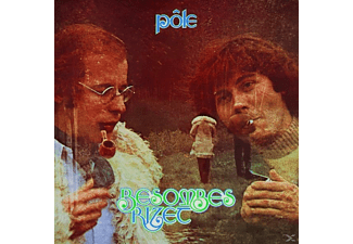 BESOMBES/RIZET - Pole - (LP + Download)