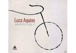 Luca Aquino - Aqustico Vol.2 - (CD)