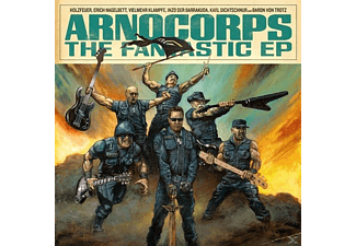 Arnocorps - The Fantastic - (Vinyl)