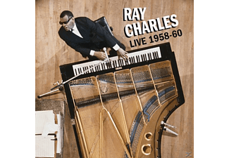 Ray Charles - Live 1958-60+7 Bonus Tracks - (CD)