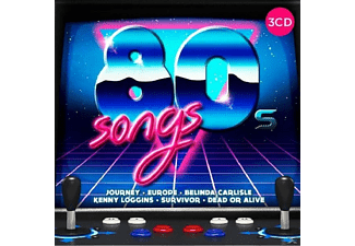 VARIOUS - 80's Song - (CD)