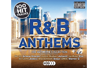 VARIOUS - Ultimate R&B Anthems - (CD)