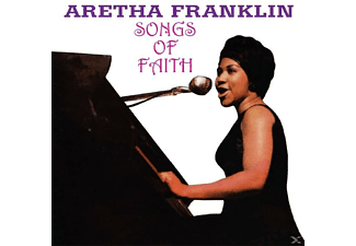 Aretha Franklin - Songs Of Faith - (CD)