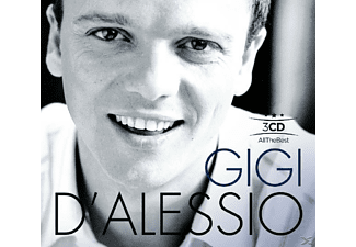 Gigi D'allessio - All The Best - (CD)