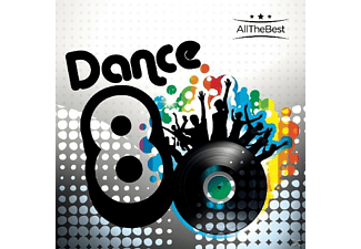 VARIOUS - All The Best Dance 80's - (CD)