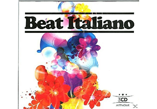 VARIOUS - All The Best-Il Beat Italiano - (CD)