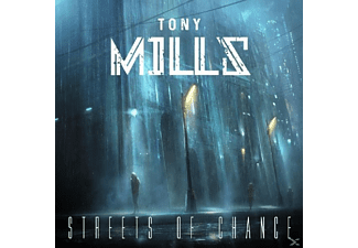 Tony Mills - Streets Of Chance - (CD)