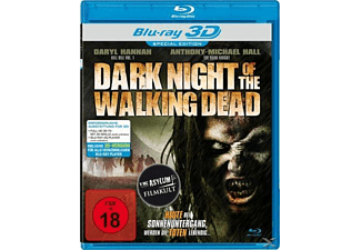 Dark Night Of The Walking Dead - (3D Blu-ray)
