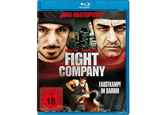 FIGHT COMPANY - FAUSTKAMPF IM BARRIO - (Blu-ray)
