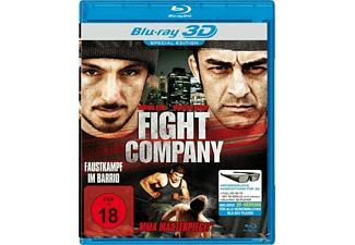 Fight Company: Faustkampf im Barrio - (3D Blu-ray)