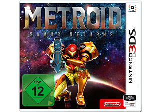 Metroid Samus Returns - Nintendo 3DS