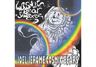 Joel Jerome - Cosmic Bear Jamboree - (Vinyl)