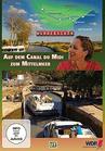 Auf dem Canal du Midi zum Mittelmeer - Wunderschön Frankreich! [DVD] - broschei